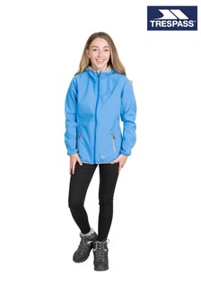 Trespass Blue Emery - Female Softshell Jacket TP75