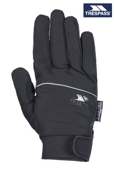 Trespass Black Cruzado - Male Gloves TP75