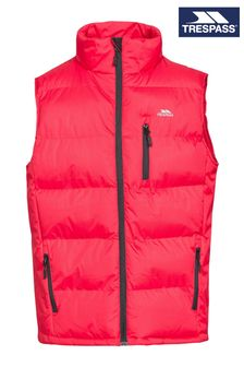 Trespass Red Clasp - Male Padded Gilet