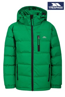 Trespass Green Tuff - Male Jacket