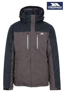 Trespass Grey Tolsford - Male Jacket TP75