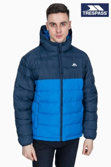 Trespass Blue Oskar - Male Padded Jacket
