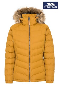 Trespass Brown Nadina - Female Padded Jacket