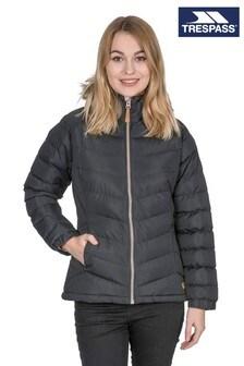 Trespass Black Nadina - Female Padded Jacket