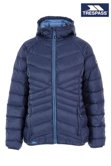 Trespass Blue Julieta - Female Down Jacket