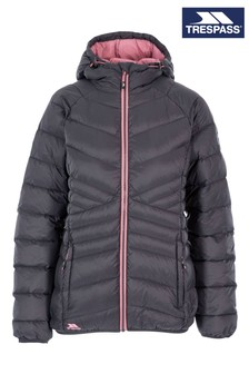 Trespass Grey Julieta - Female Down Jacket