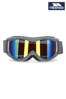 Trespass Grey Fixate Double Lens Goggles