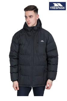 Trespass Black Clip Male Padded Jacket