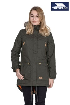 Trespass Brown Clea Female Jacket