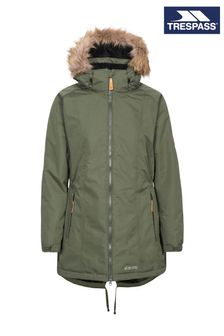Trespass Green Celebrity Female Jacket