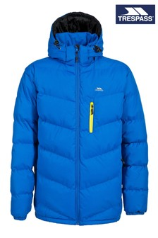 Trespass Blue Blustery Male Padded Jacket