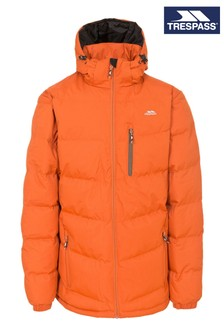 Trespass Orange Blustery Male Padded Jacket