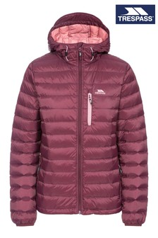Trespass Brown Arabel Female Down Jacket