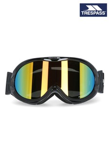 Trespass Black Vickers Double Lens Goggles