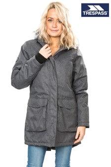 Trespass Black Thundery Female Jacket