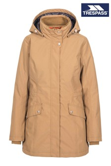 Trespass Brown Generation Ladies Jacket