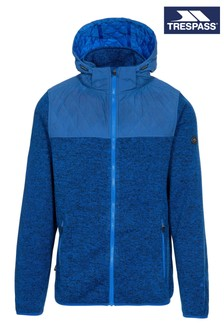Trespass Blue Fairleystead Male Fleece