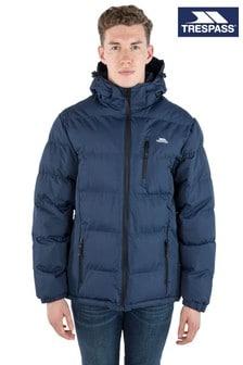 Trespass Blue Clip Male Padded Jacket