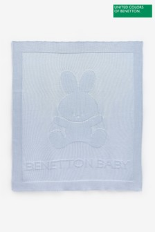 Benetton Bunny Blanket