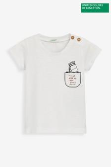 Benetton Pocket T-Shirt