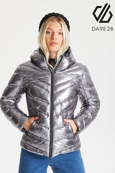 Dare 2b Silver Reputable Insulated Jacket