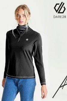 Dare 2b Black Lowline II Core Stretch Sweater