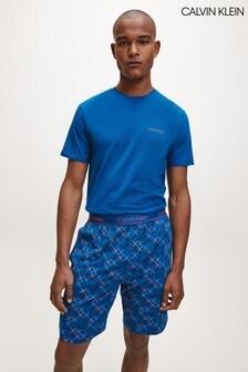 Calvin Klein Blue PJ In A Bag