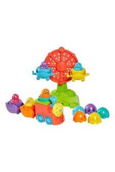Toomies 2-In-1 Eggventure Train
