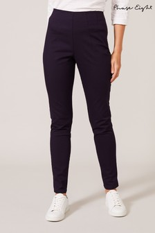 Phase Eight Purple Amina Jeggings