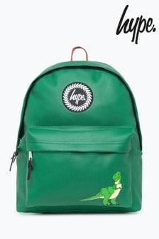 Hype. Disney™ Rex Dino Green Backpack