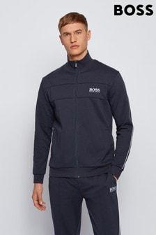 BOSS Blue Tracksuit Jacket