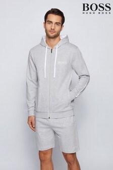 BOSS Grey Authentic Hoody