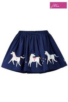 Joules Lexi Unicorn Skirt