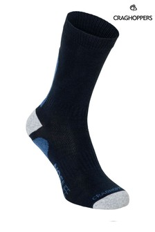 Craghoppers Blue Nlife Advent Socks