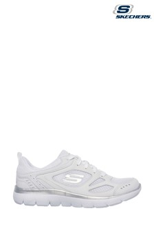Skechers Summits Suited Lace Up Trainers