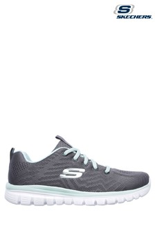 Skechers Graceful Get Connected Sports Shoes