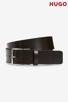 HUGO Brown Giaspo Belt