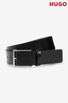 HUGO Black Giaspo Belt