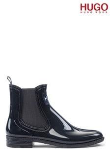 HUGO Blue Nolita Rain Boots