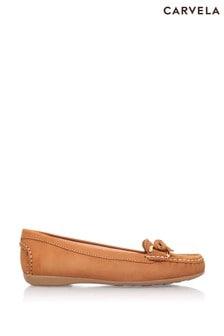 Carvela Comfort Natural Cally Shoes