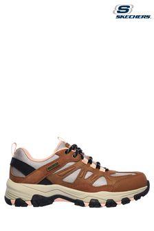 Skechers Brown Selmen West Highland Hiking Shoes