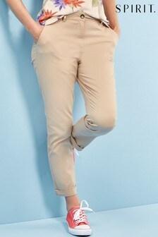 Spirit Grey Chino Trousers