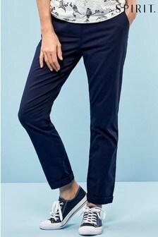 Spirit Blue Chino Trousers