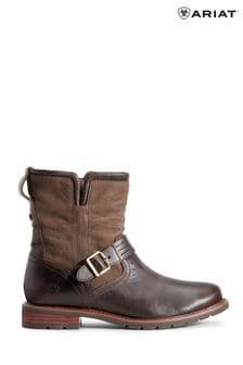 Ariat Brown Savannah Waterproof Boots