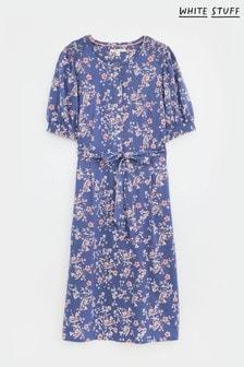 White Stuff Denim Mora Jersey Dress
