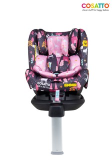 Cosatto All in All Rotate Group 0+123 Car Seat Unicorn Land