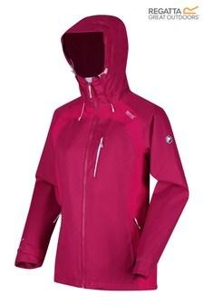 Regatta Pink Highton Stretch II Waterproof Jacket
