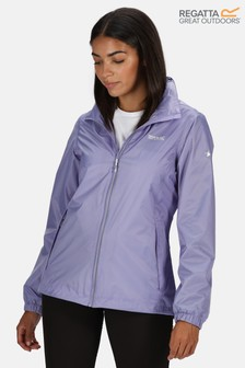 Regatta Purple Corinne IV Softshell Jacket