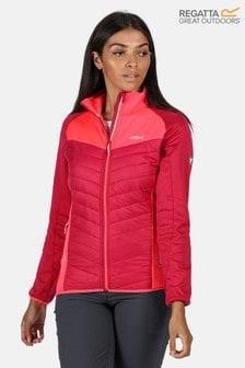 Regatta Pink Women's Bestla Hybrid Baffle Jacket