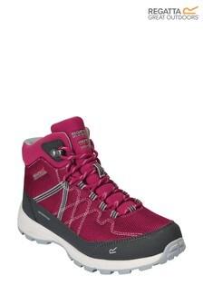 Regatta Pink Lady Samaris Lite Waterproof Walking Boots